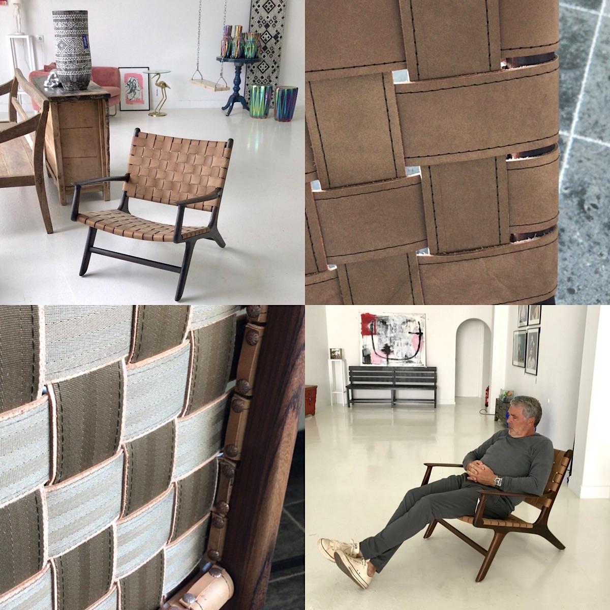 Gosto Interiores lounge chair