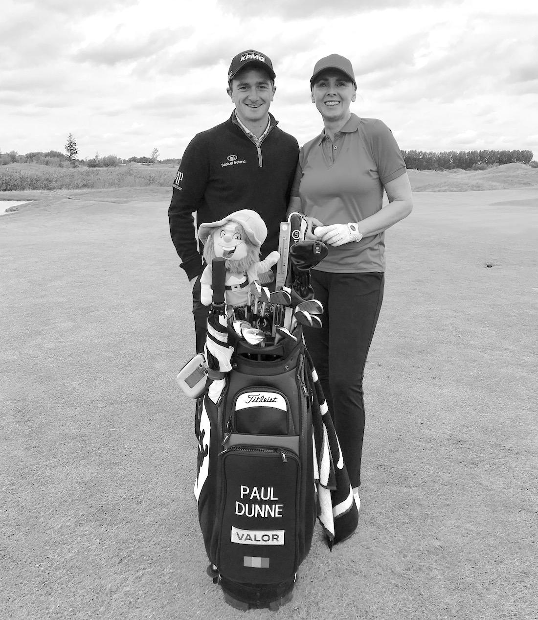 Audemars Piguet golf Paul Dunne